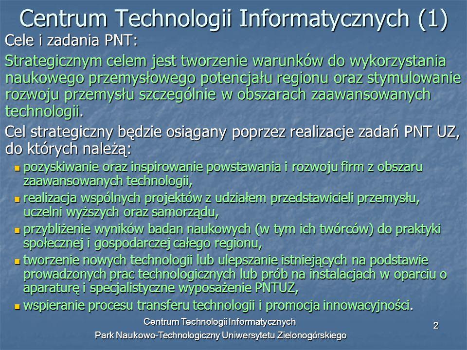 Centrum Technologii Informatycznych (1)