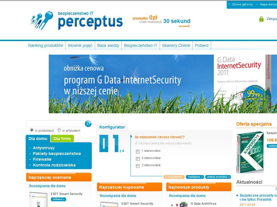 www.perceptus.pl Start platformy- 30 czerwca 2010 r.