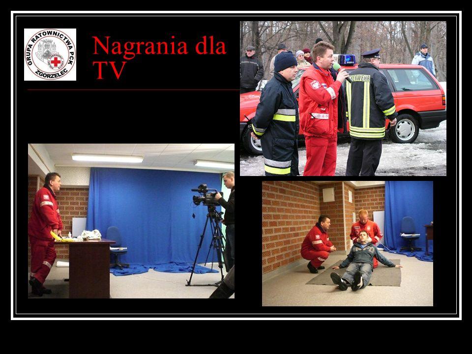 Nagrania dla TV