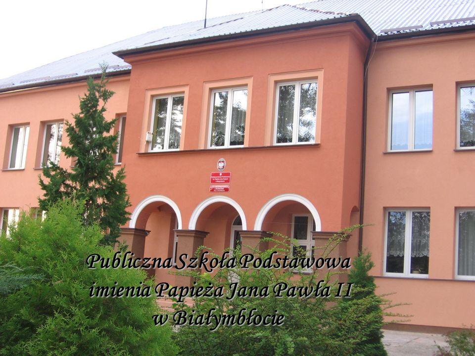 Publiczna Szkoła Podstawowa imienia Papieża Jana Pawła II