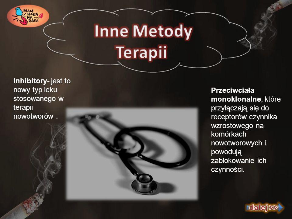 Inne Metody Terapii dalej >>