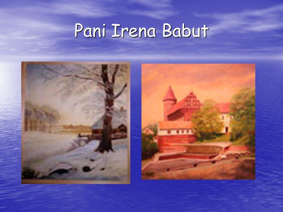 Pani Irena Babut
