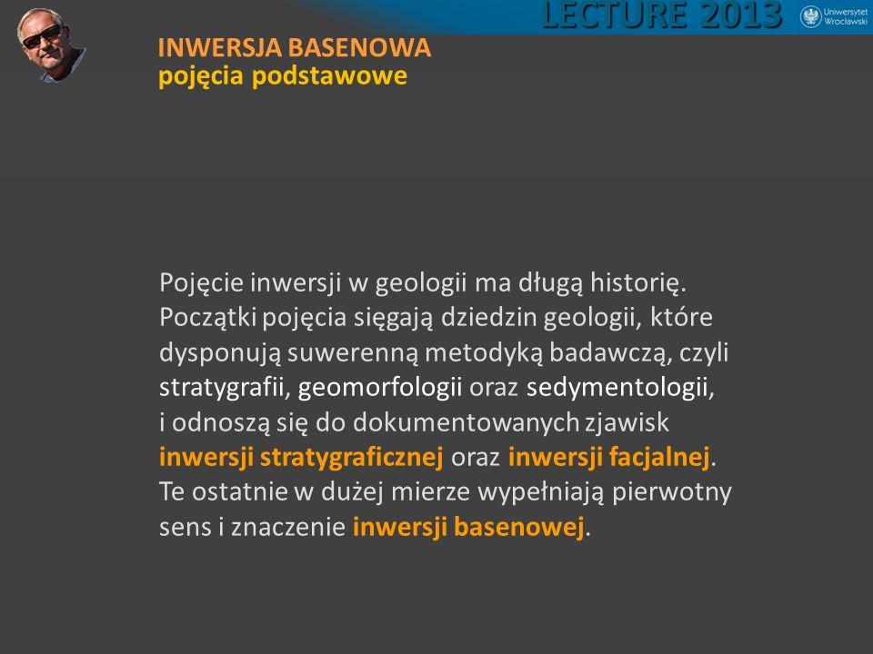 LECTURE 2013 INWERSJA BASENOWA pojęcia podstawowe
