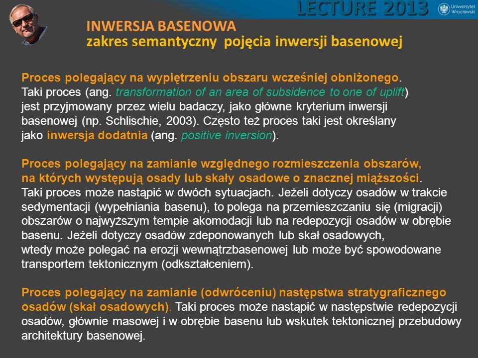 LECTURE 2013 INWERSJA BASENOWA