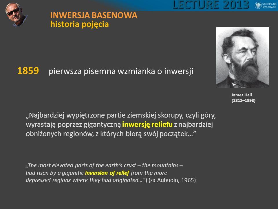 LECTURE 2013 1859 pierwsza pisemna wzmianka o inwersji