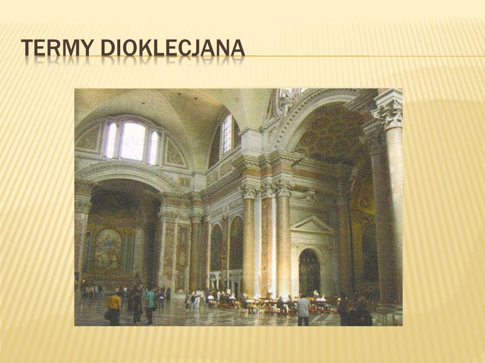 termy Dioklecjana