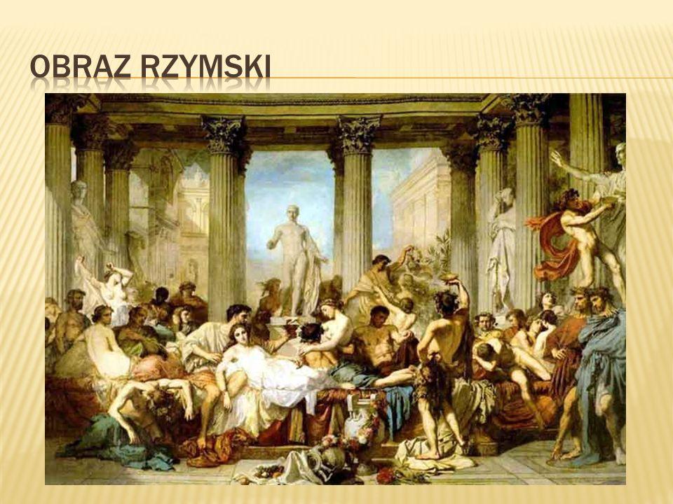Obraz rzymski
