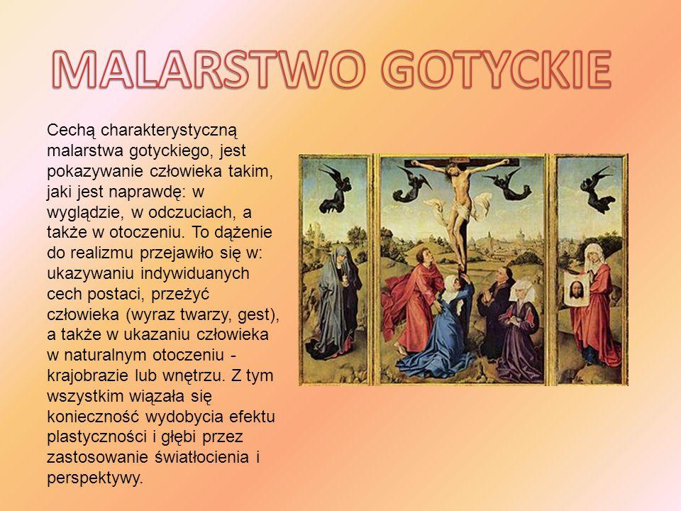 MALARSTWO GOTYCKIE