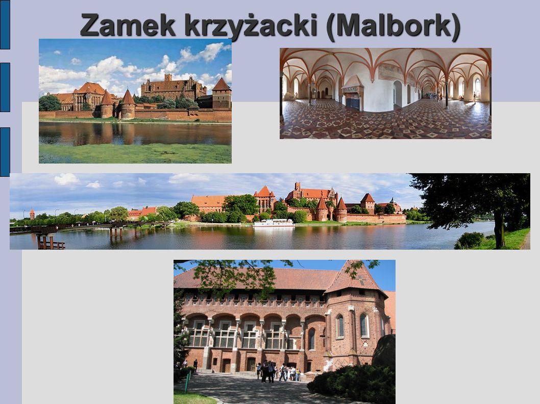 Zamek krzyżacki (Malbork)