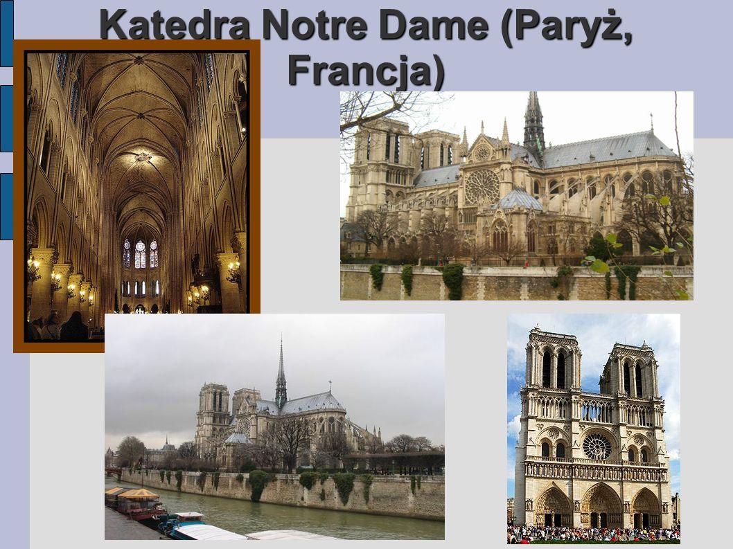 Katedra Notre Dame (Paryż, Francja)