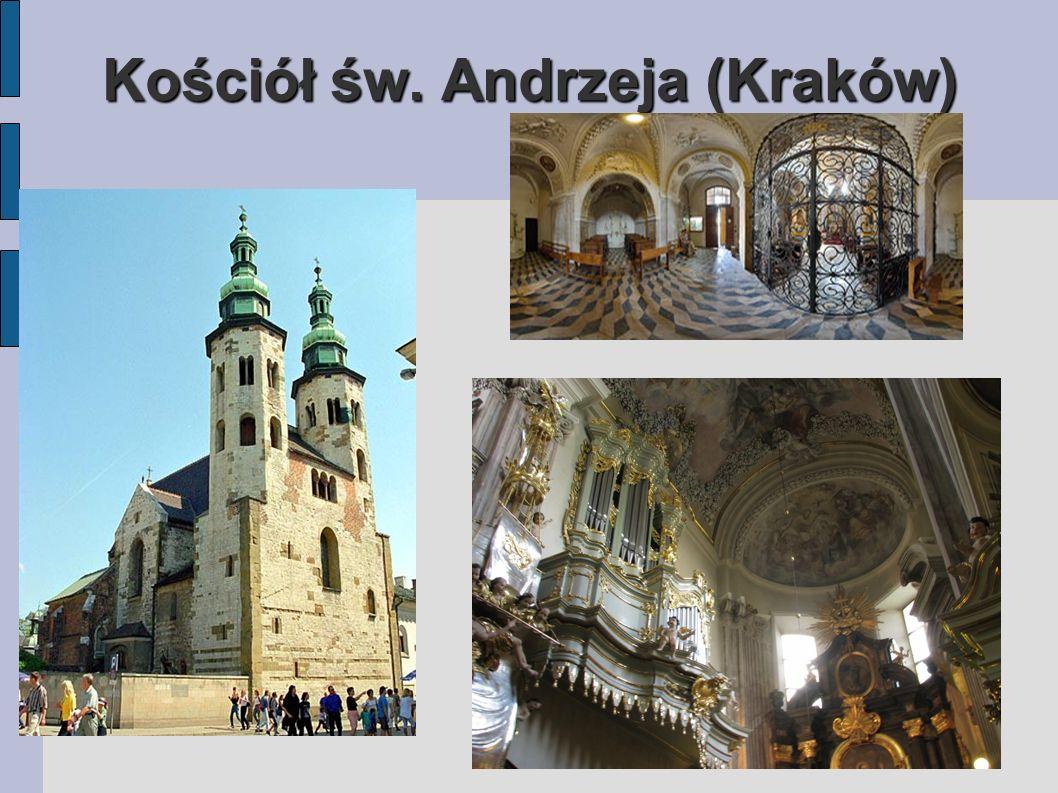 Kościół św. Andrzeja (Kraków)