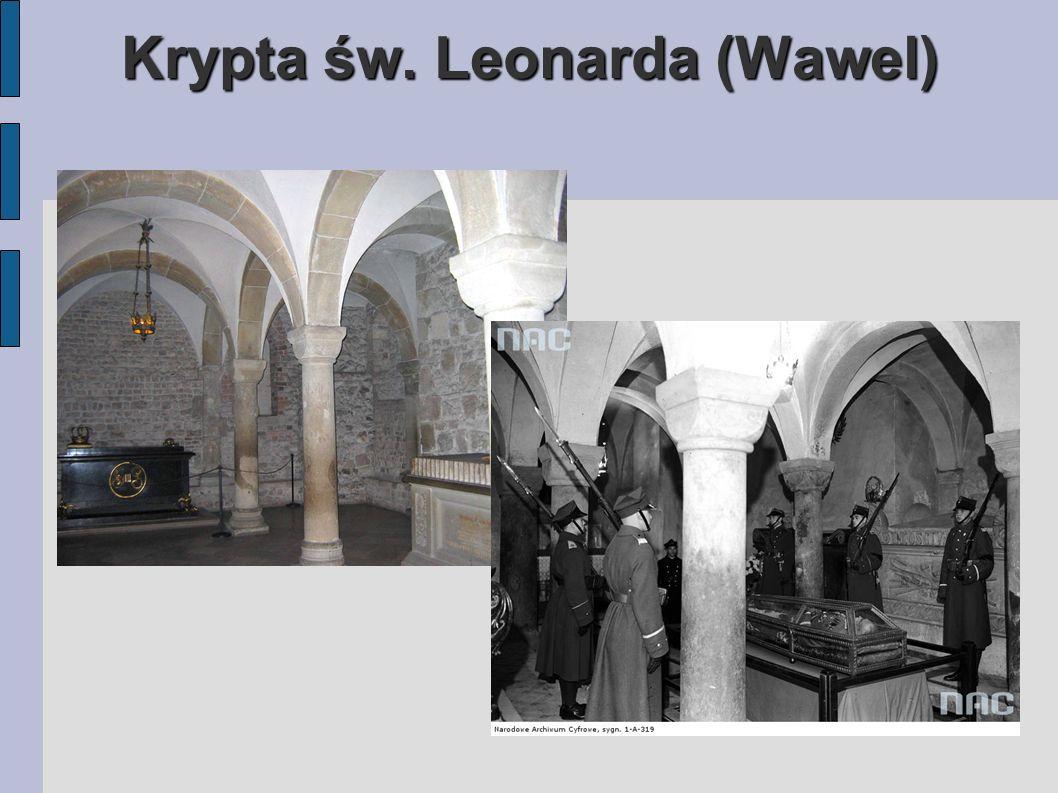Krypta św. Leonarda (Wawel)