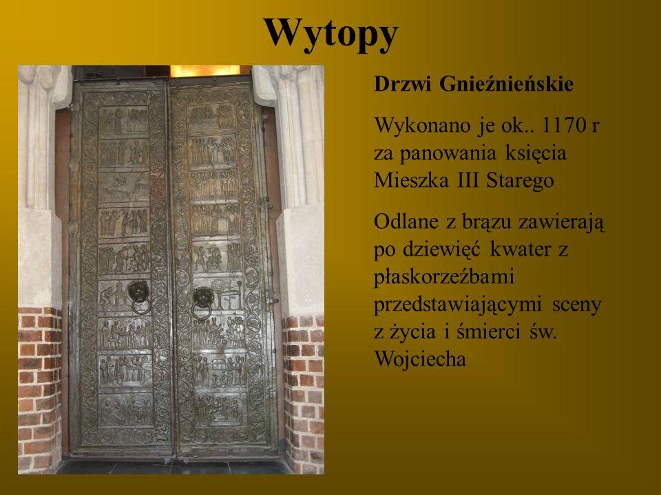 Wytopy Drzwi Gnieźnieńskie