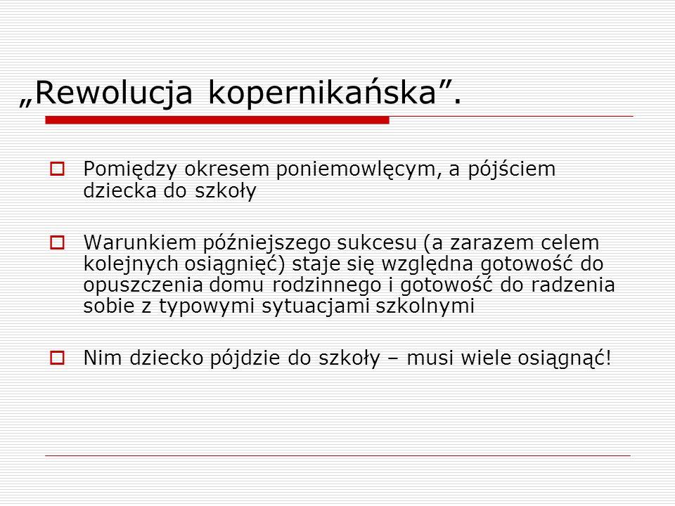 """Rewolucja kopernikańska ."