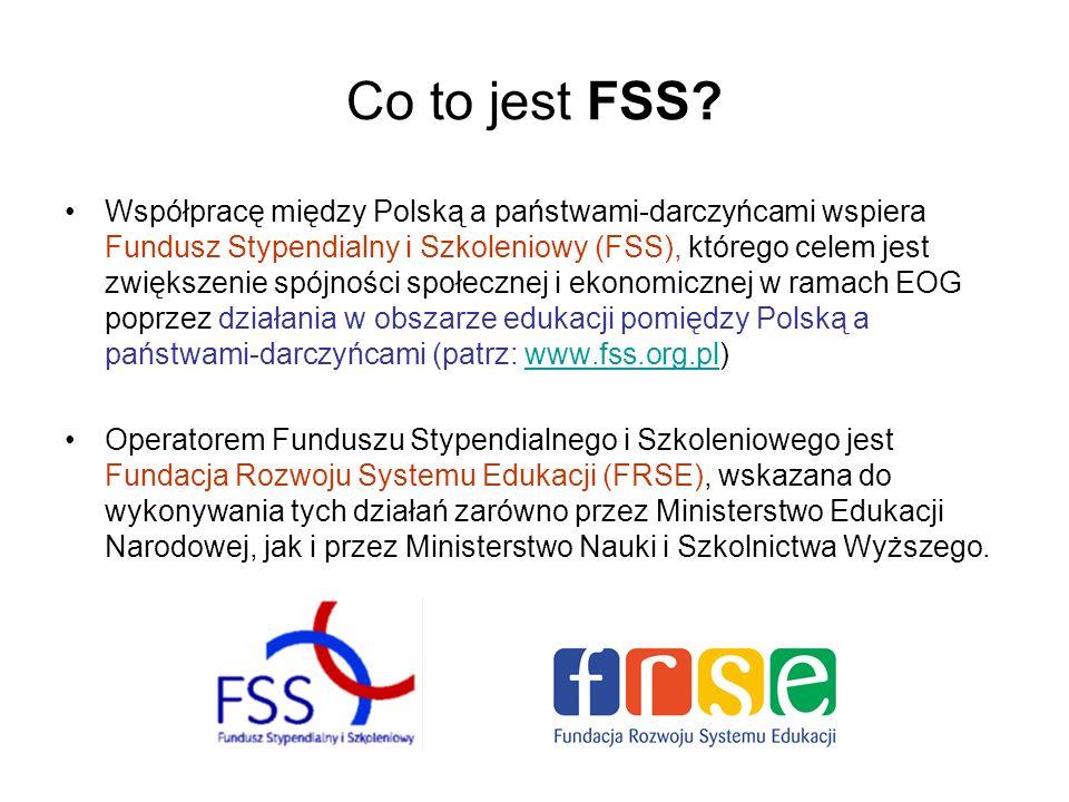 Co to jest FSS