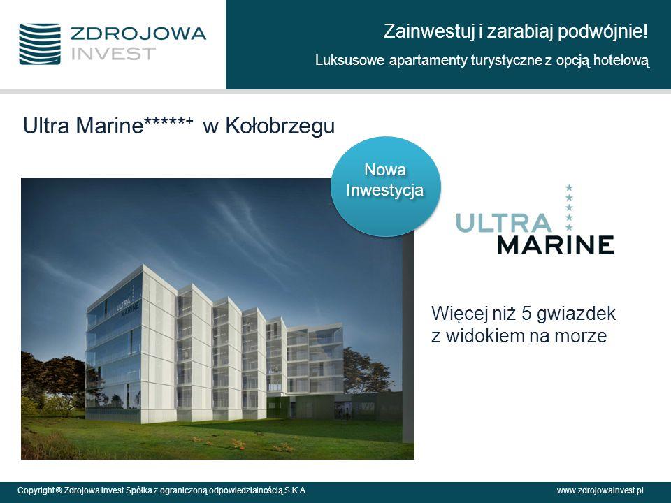 Ultra Marine*****+ w Kołobrzegu
