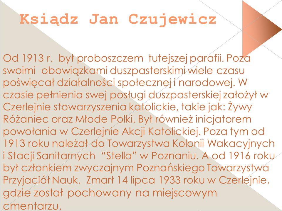 Ksiądz Jan Czujewicz