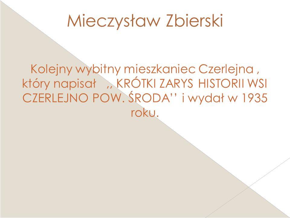 2424 Mieczysław Zbierski.