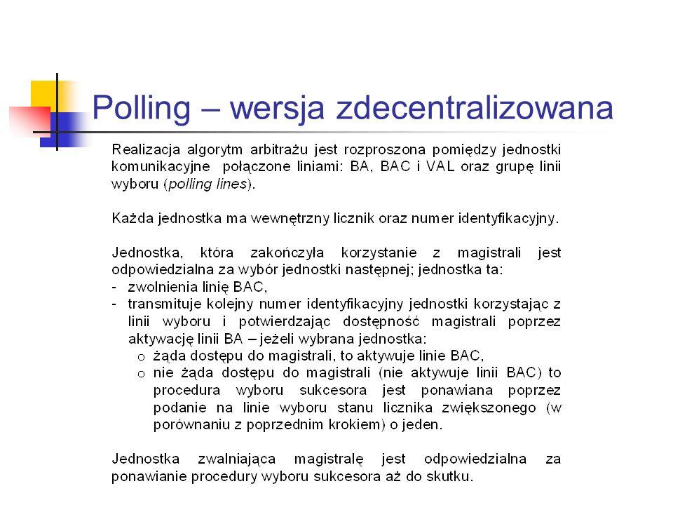 Polling – wersja zdecentralizowana