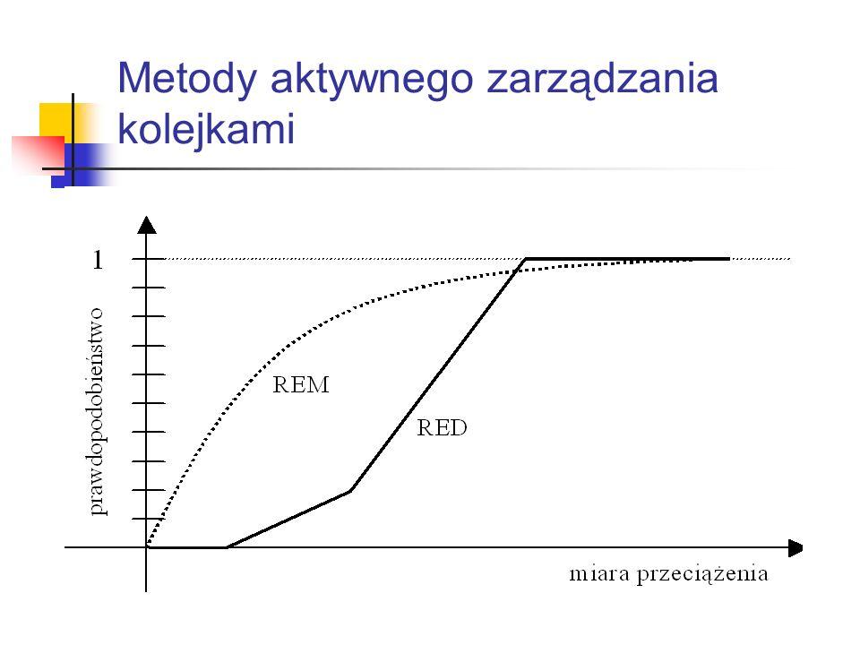 Metody aktywnego zarządzania kolejkami