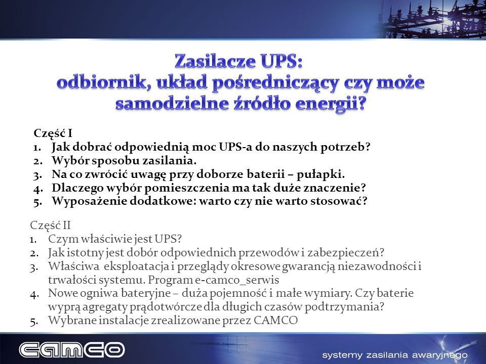 odbiornik, układ pośredniczący czy może samodzielne źródło energii