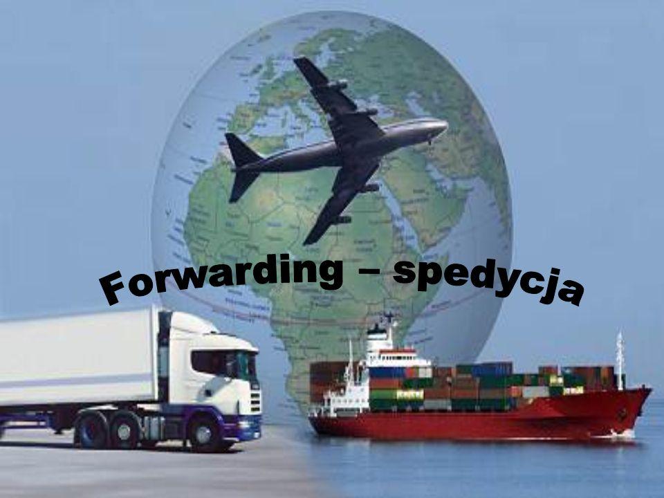 Forwarding – spedycja