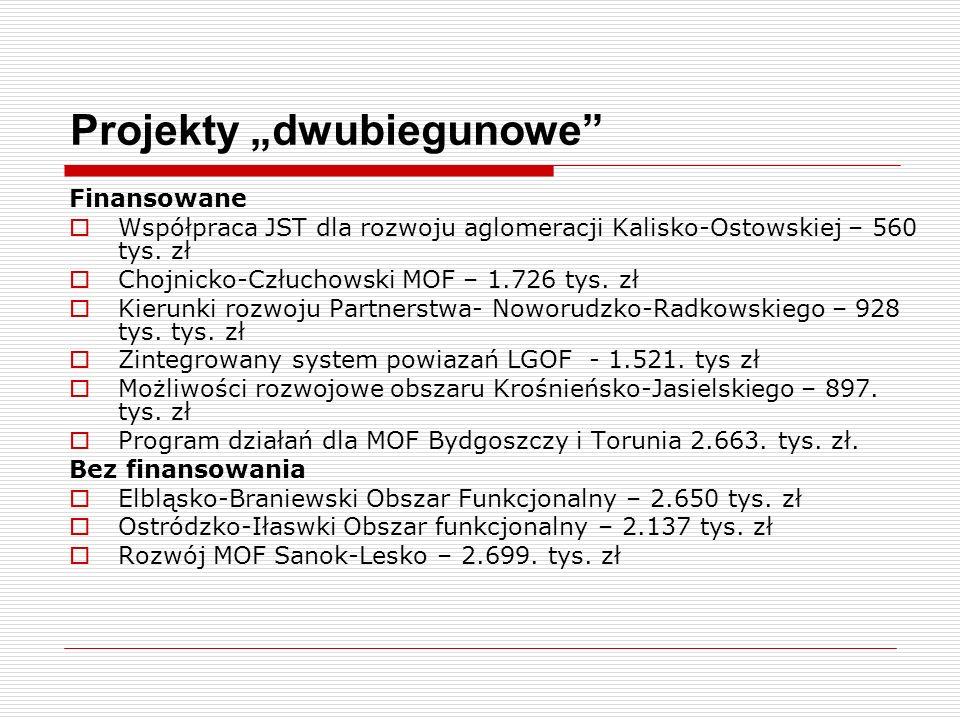 "Projekty ""dwubiegunowe"