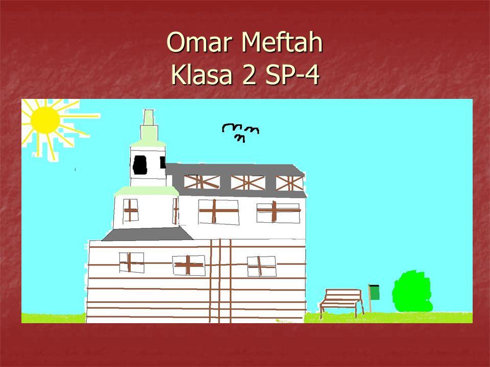 Omar Meftah Klasa 2 SP-4