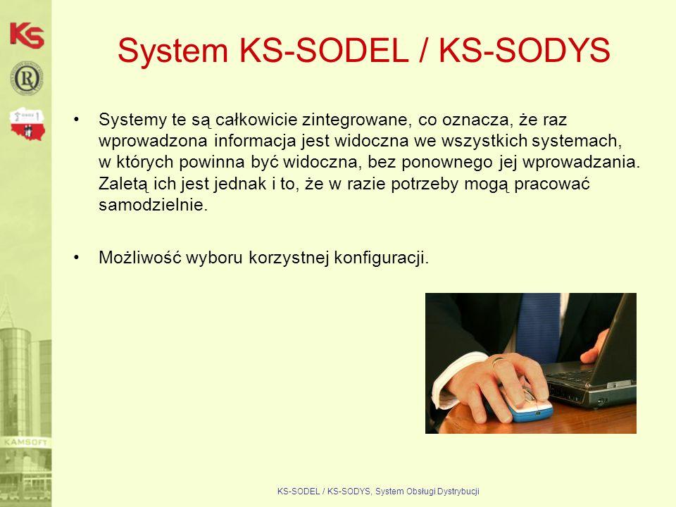 System KS-SODEL / KS-SODYS