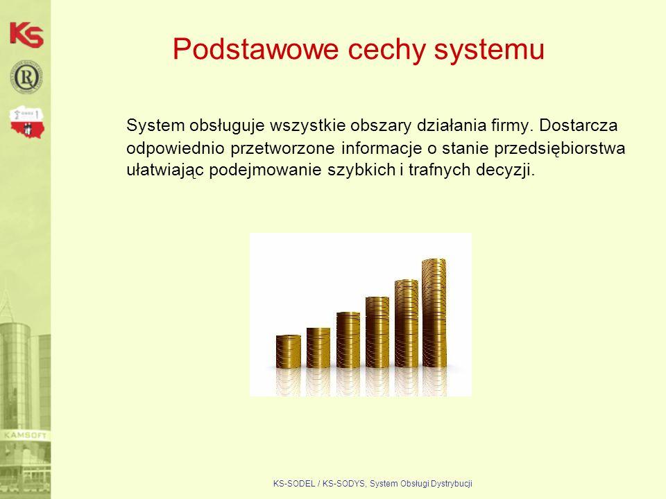 Podstawowe cechy systemu
