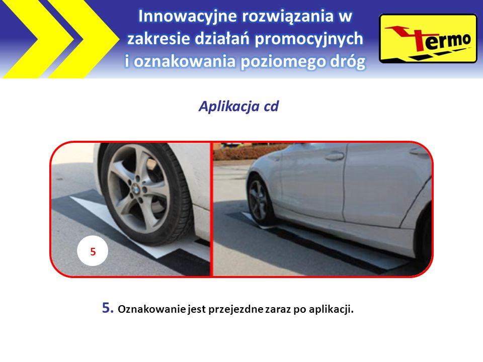 Innowacyjne rozwiązania w zakresie działań promocyjnych i oznakowania poziomego dróg