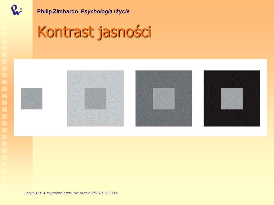 Kontrast jasności Philip Zimbardo, Psychologia i życie