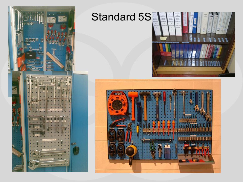 Standard 5S