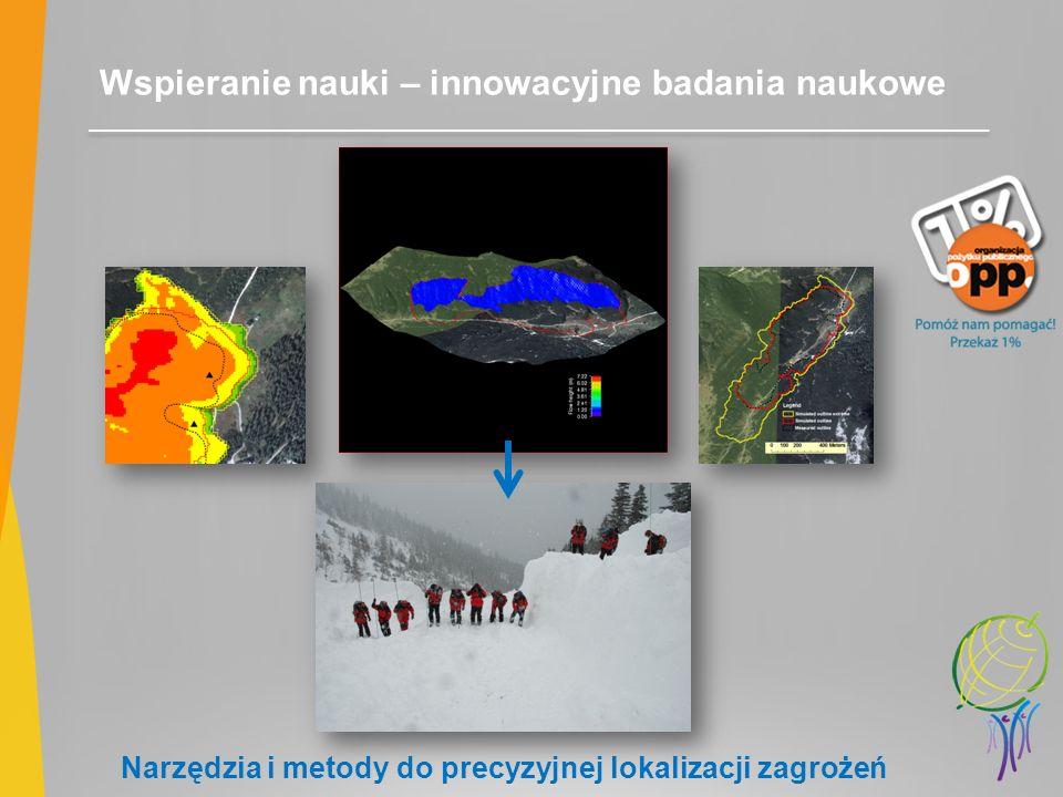Narzędzia i metody do precyzyjnej lokalizacji zagrożeń