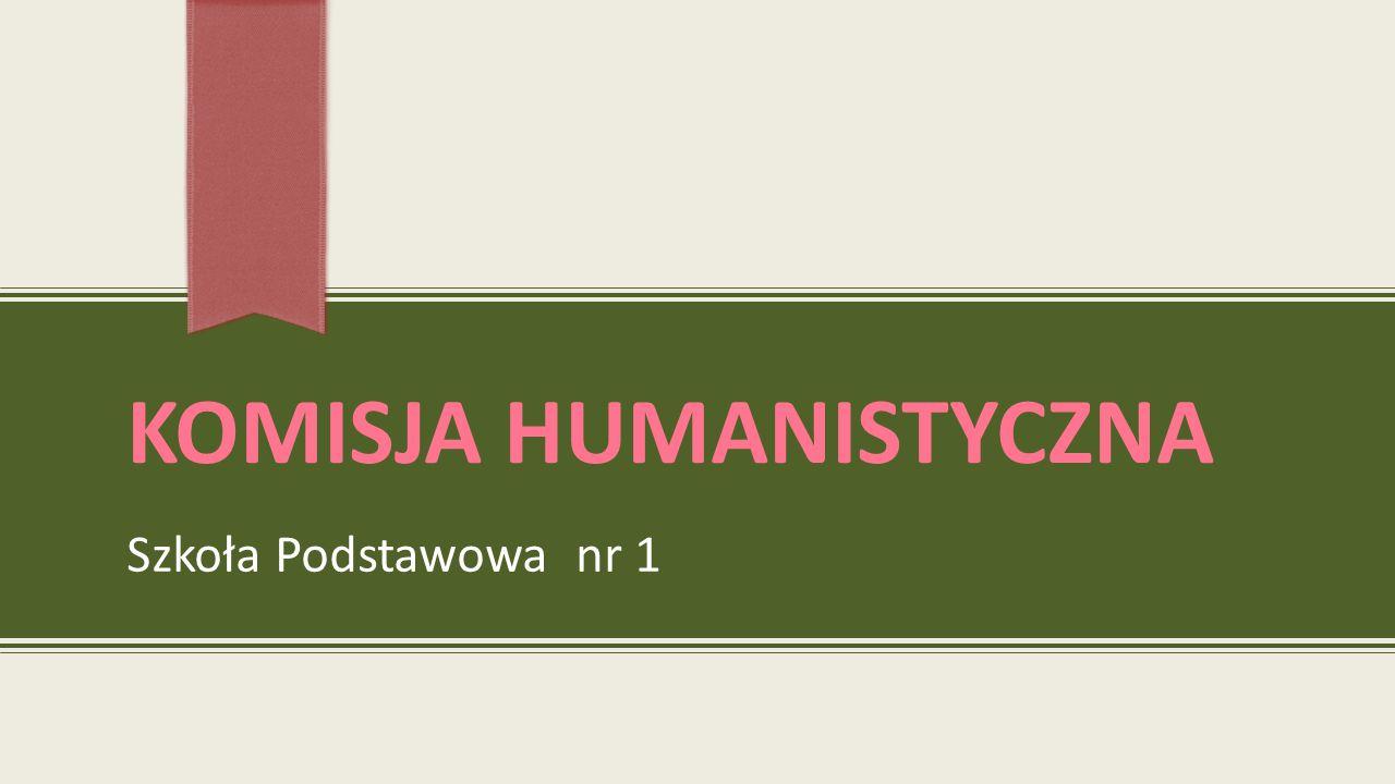 Komisja humanistyczna