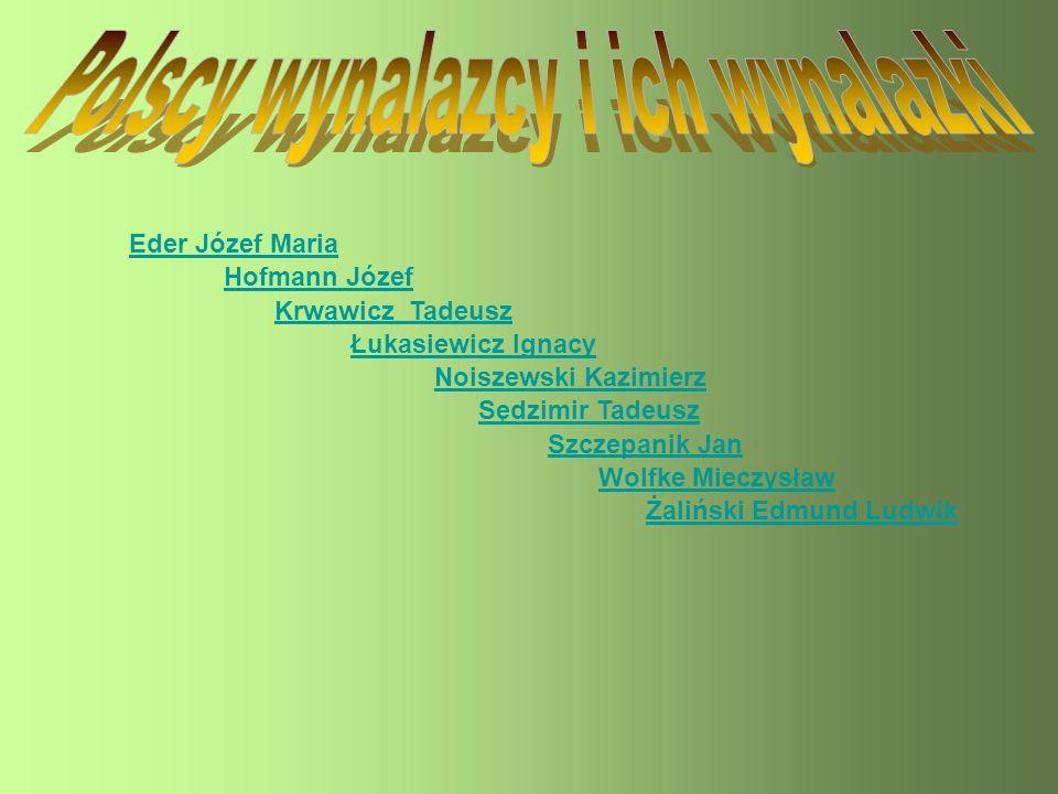 Polscy wynalazcy i ich wynalazki