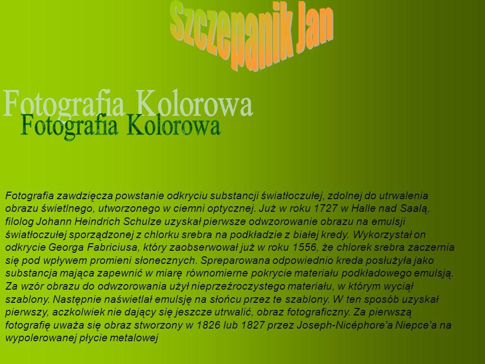 Szczepanik Jan Fotografia Kolorowa