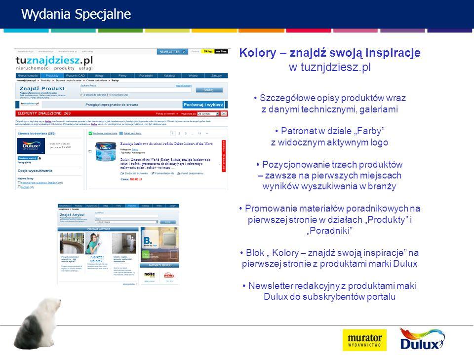 Wydania Specjalne Kolory – znajdź swoją inspiracje w tuznjdziesz.pl