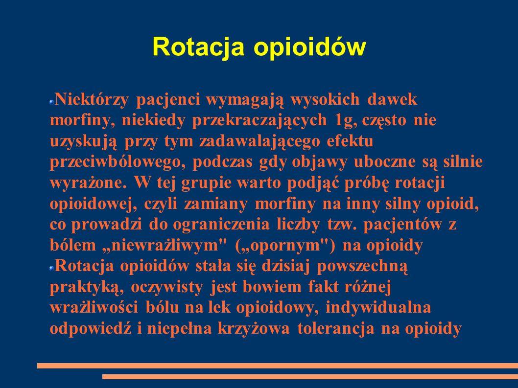 Rotacja opioidów