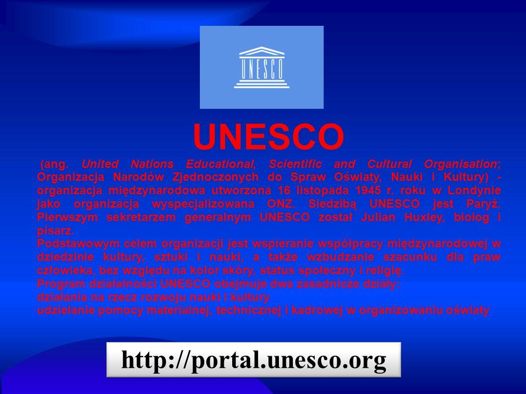 UNESCO http://portal.unesco.org