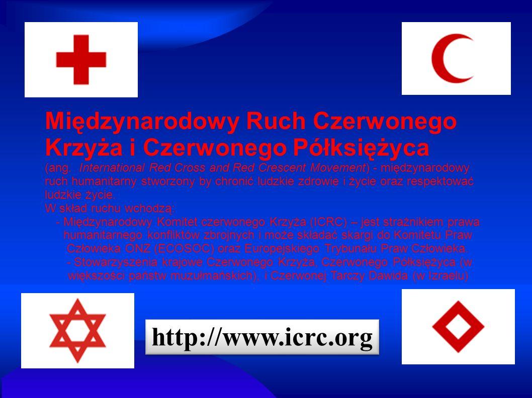 Międzynarodowy Ruch Czerwonego Krzyża i Czerwonego Półksiężyca
