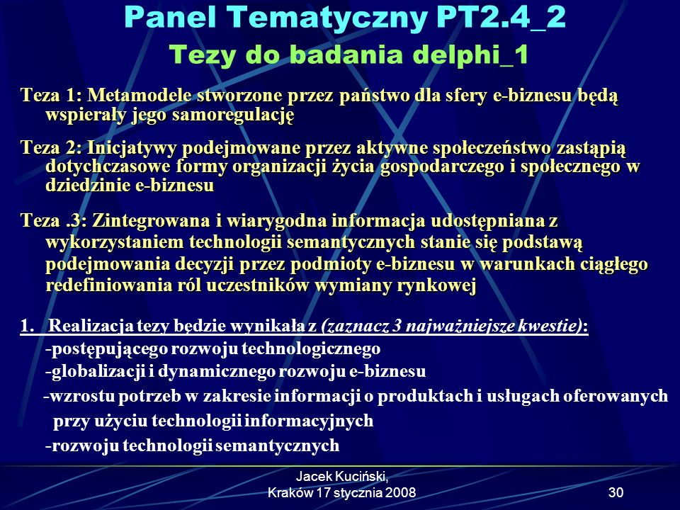 Panel Tematyczny PT2.4_2 Tezy do badania delphi_1