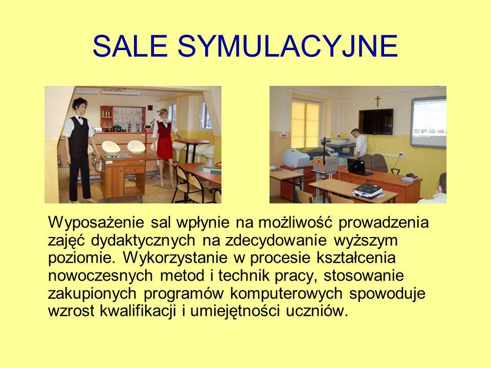 SALE SYMULACYJNE