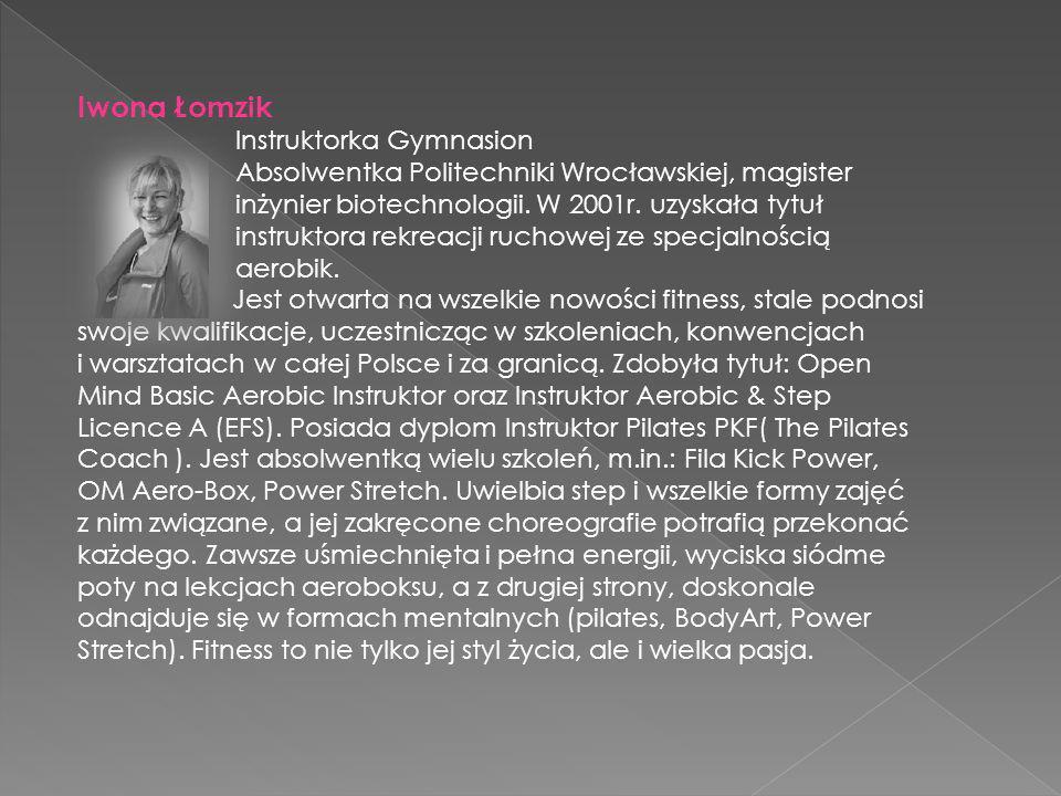 Iwona Łomzik