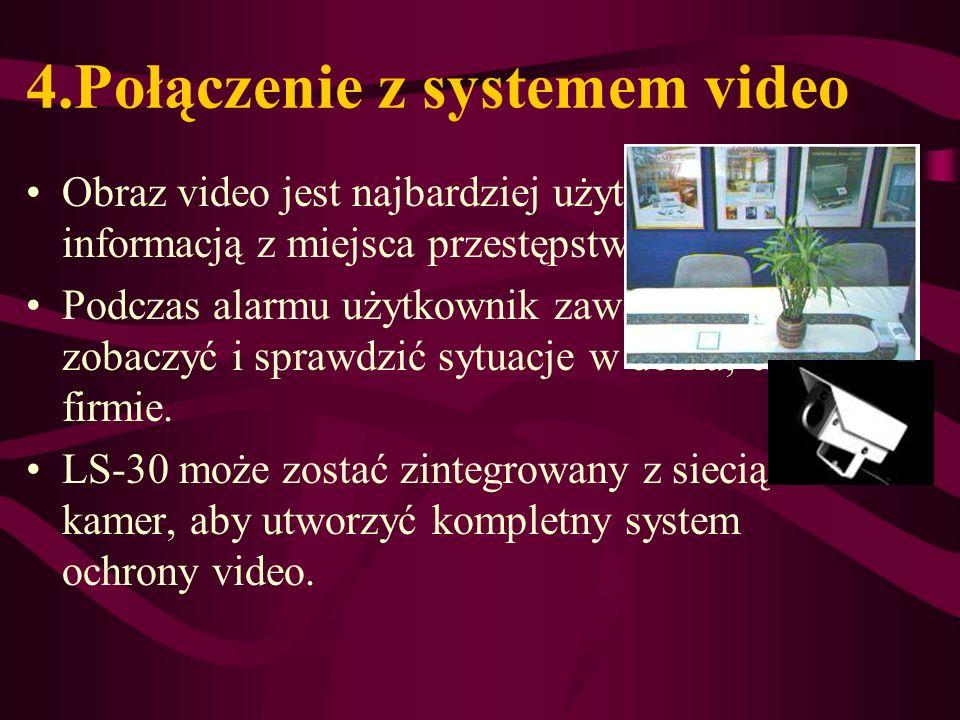 4.Połączenie z systemem video