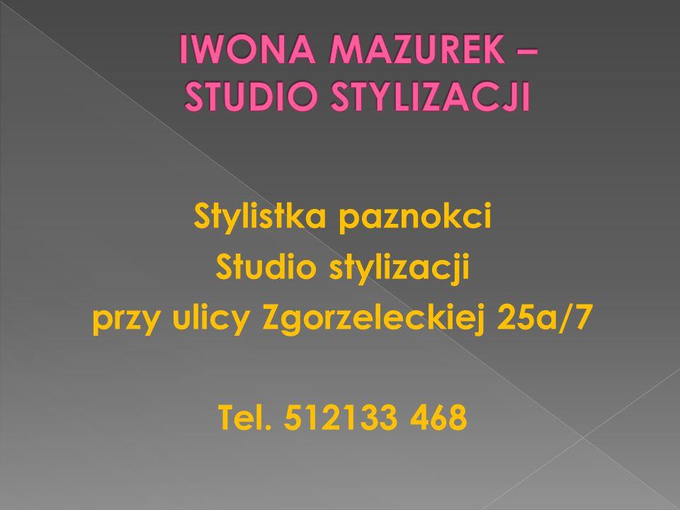 IWONA MAZUREK – STUDIO STYLIZACJI