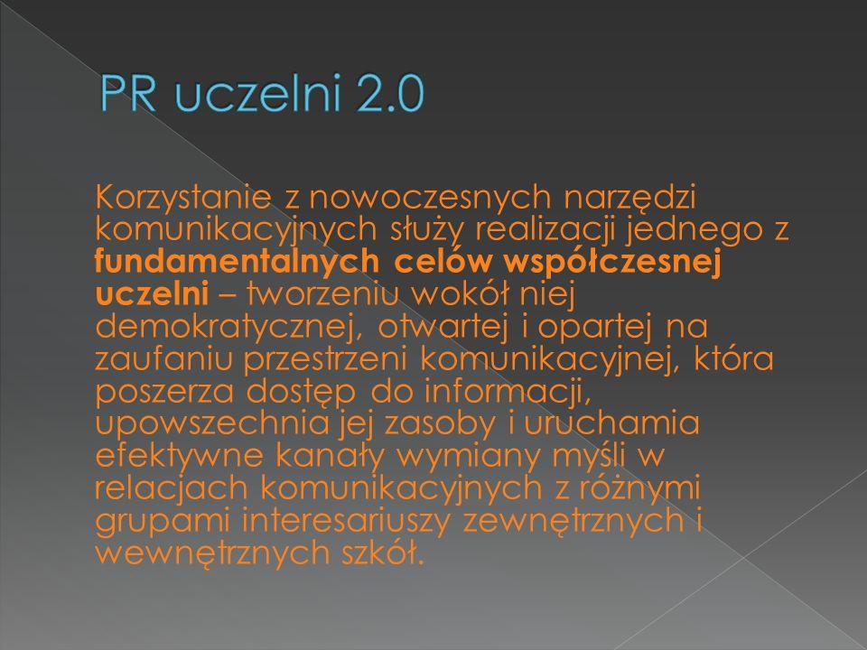 PR uczelni 2.0