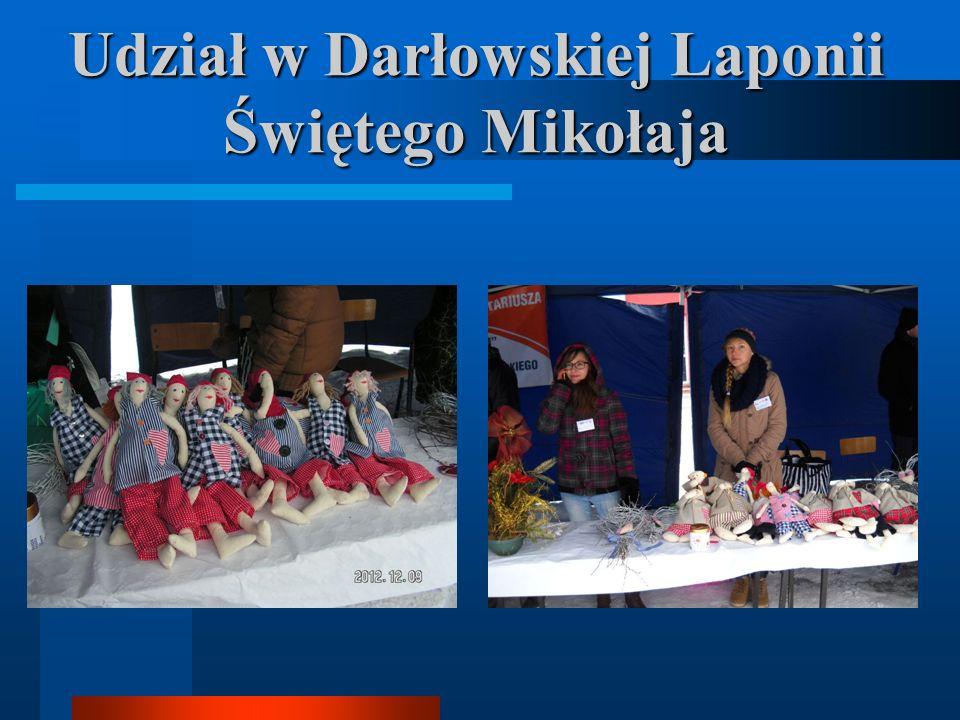 Udział w Darłowskiej Laponii Świętego Mikołaja