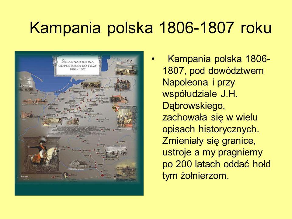 Kampania polska 1806-1807 roku