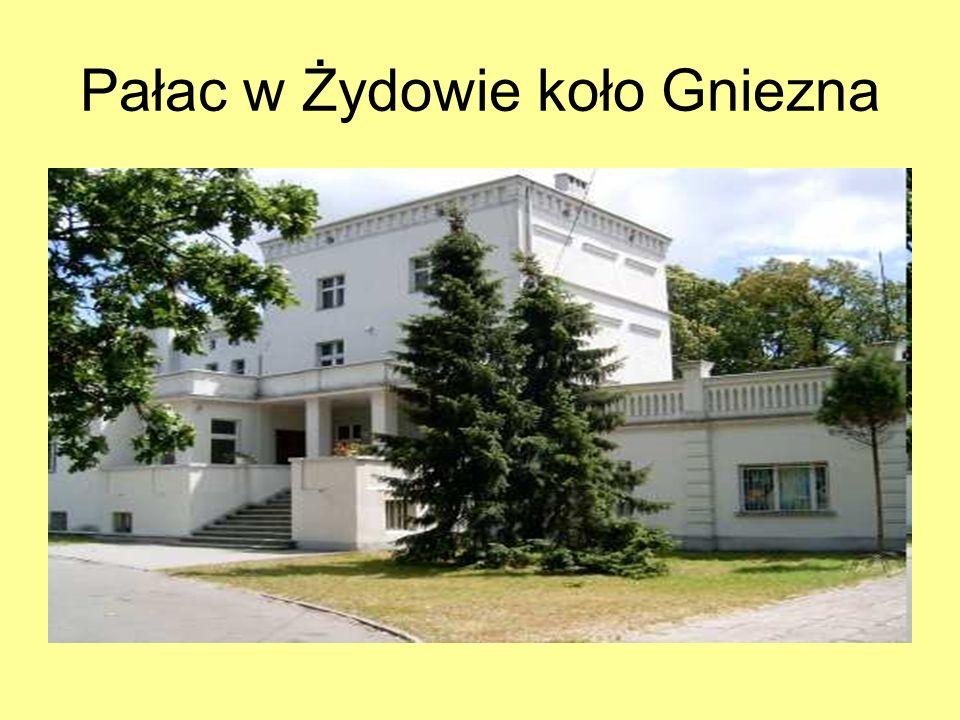 Pałac w Żydowie koło Gniezna